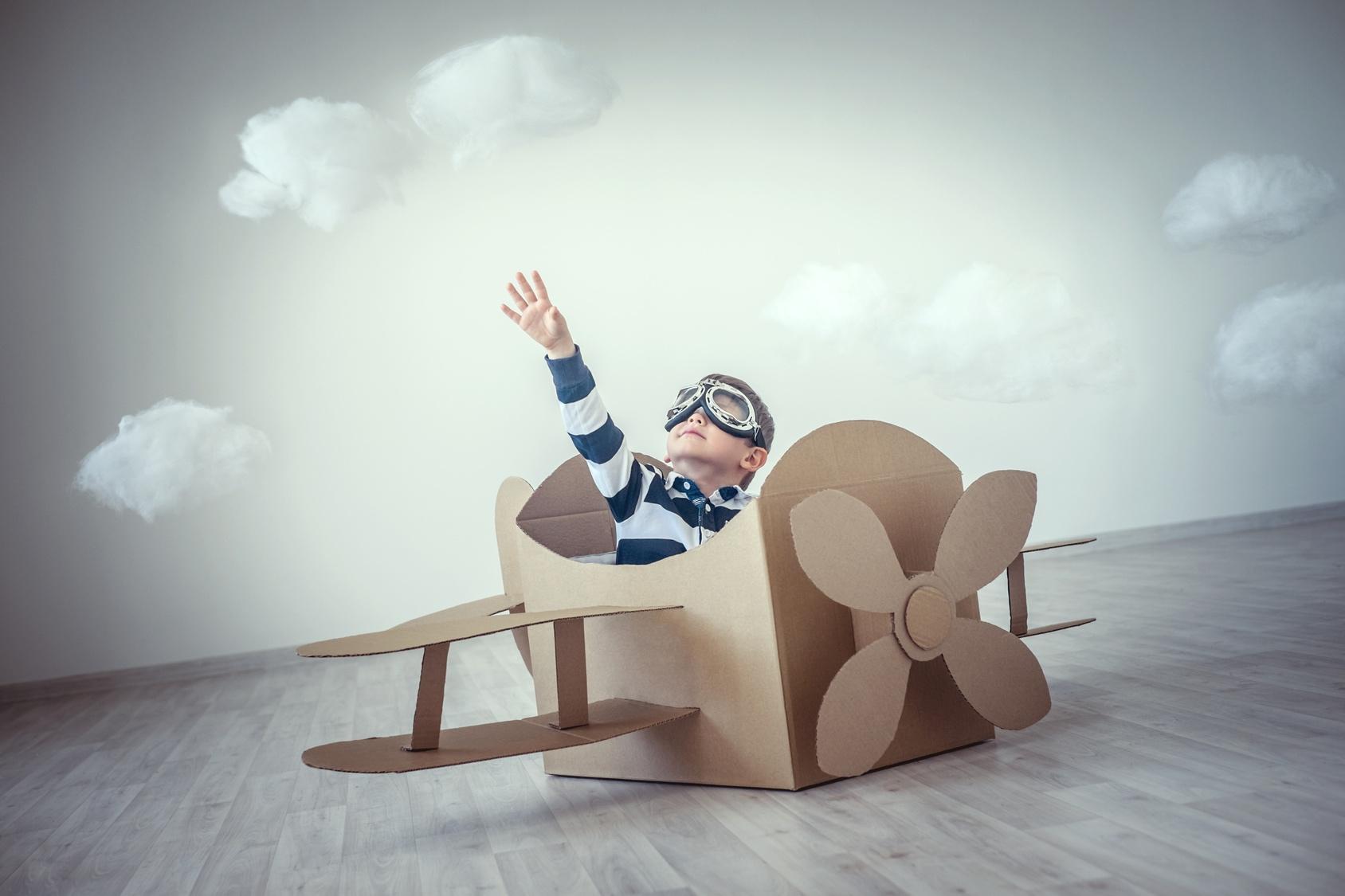 להמציא שווקים חדשים כמו בעולם התעופה