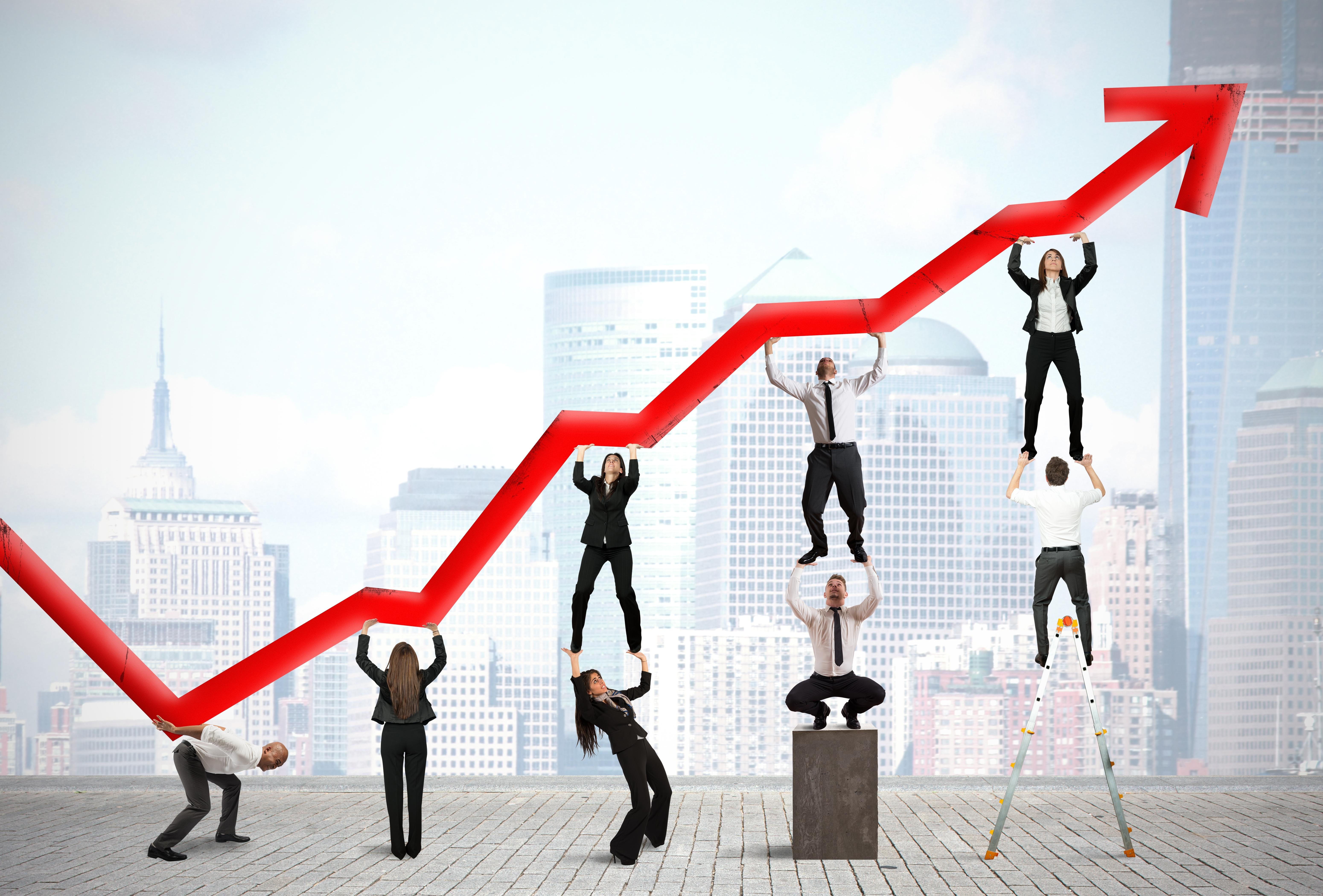מכירות במיקור חוץ מביא לגידול משמעותי בתוצאות