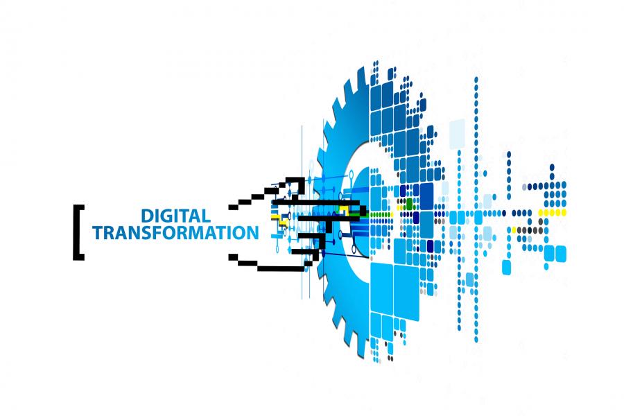 New strategies management for starting digital transformation