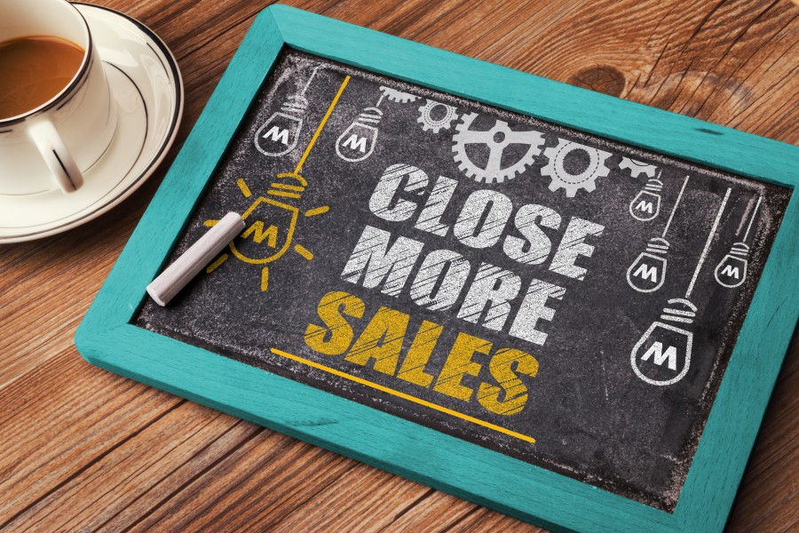 Sales management and customer service - Inspirational statements and insights