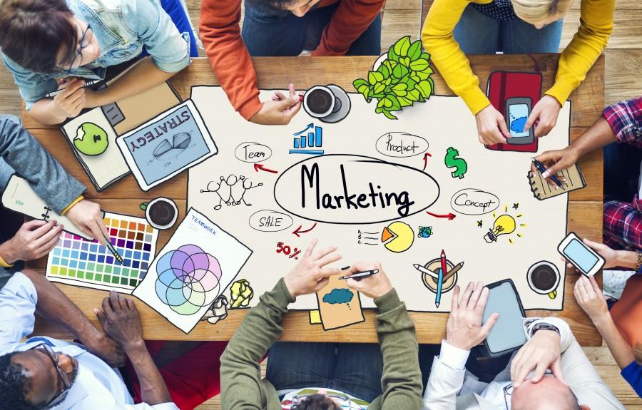 Marketing, Innovation, and Business Development - Inspirational Trials
