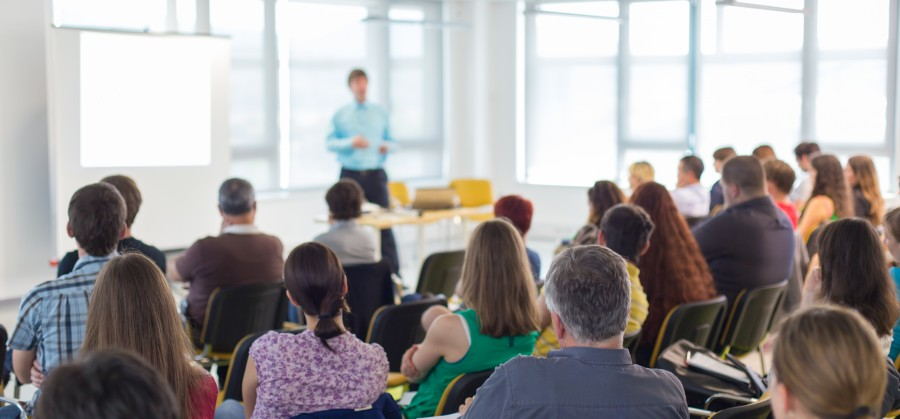 Workshops, courses and training programs for managers