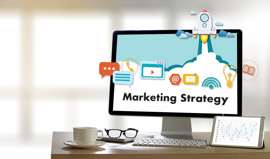 ?What's between a marketing strategy and a digital marketing strategy